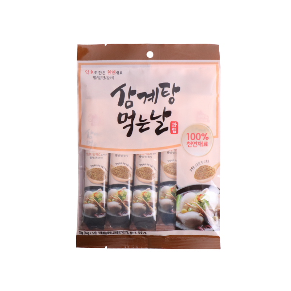 Приправа для супа Samgyetang Eating Day Soup Seasoning