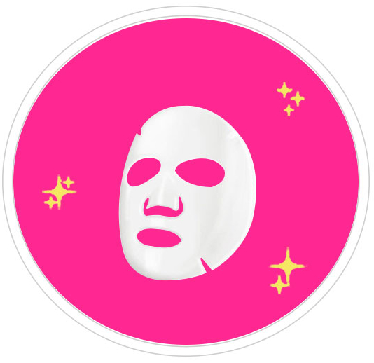 DEARBOO ROSE & GREEN TEA EVERYDAY MASK 2