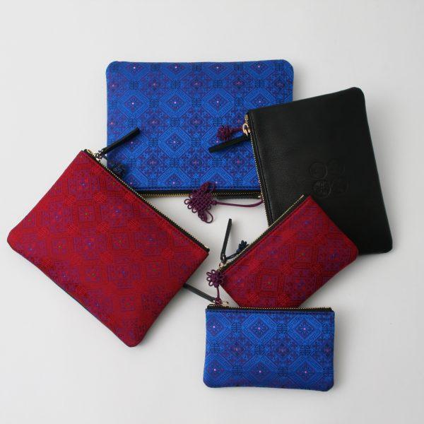 Женская сумка пауч Women's Pouch Handbag