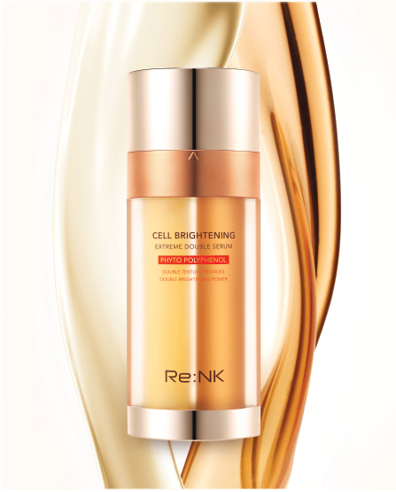 ReNK Cell Brightening Extreme Double Serum 3
