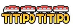"""Титипо Титипо игрушечный набор """"Железная дорога"""""""